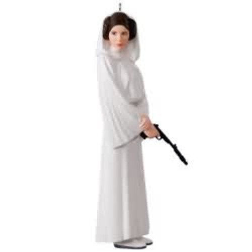 2017 Star Wars - Princess Leia Organa - A New Hope Hallmark ornament - QXI3235