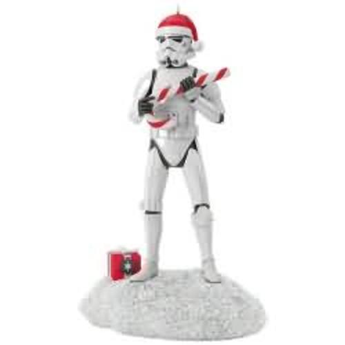 2017 Star Wars - Stormtrooper Peekbuster Hallmark ornament - QXI1532