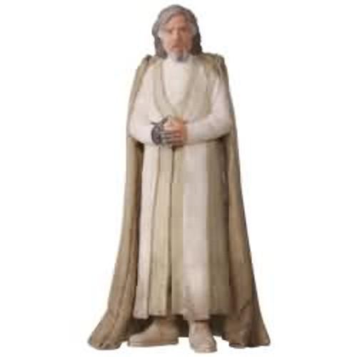 2017 Star Wars #21 - Luke Skywalker Hallmark ornament - QX9302