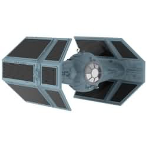 2017 Star Wars - Darth Vader's Tie Fighter Hallmark ornament - QXI1522