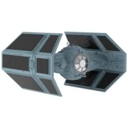 2017 Star Wars - Darth Vader's Tie Fighter Hallmark ornament - QXI1522