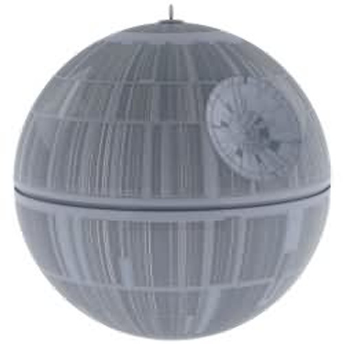 2017 Star Wars - Death Star Hallmark ornament - QXI1512