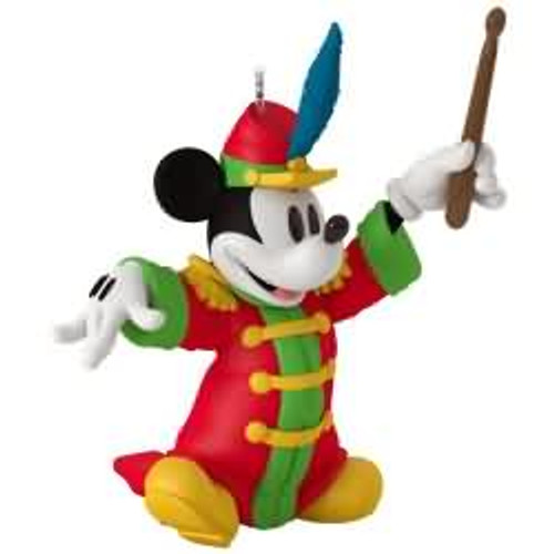 2017 The Band Concert #6 - Mickey's Mousterpiece Hallmark ornament - QX9232
