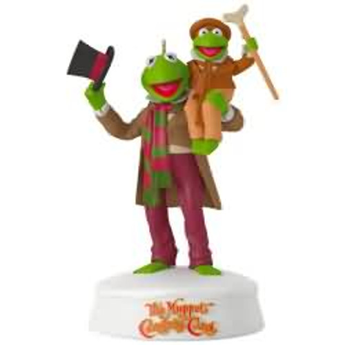 2017 The Muppet Christmas Carol Hallmark ornament - QXD6262