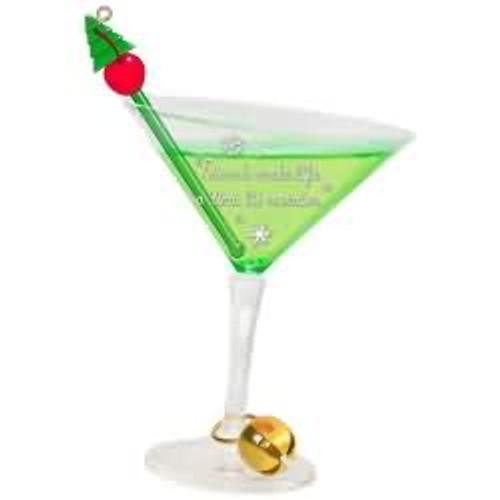 2017 Tini Bit Merry Hallmark ornament - QGO1912