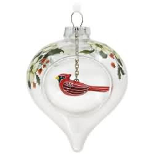 2017 Winter Cardinal Hallmark ornament - QGO1822