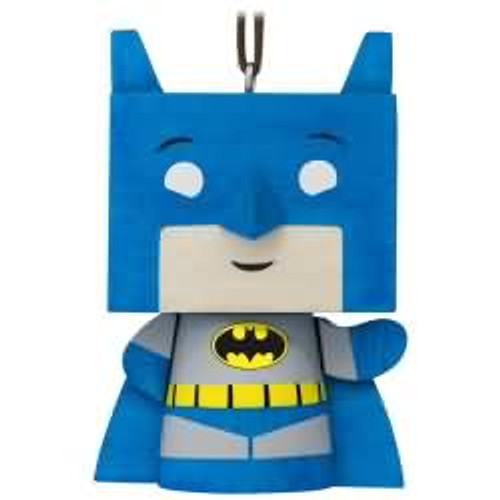2017 Wooden - BATMAN Hallmark ornament - QKK3563