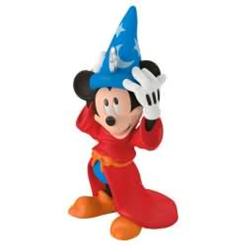 2017 Disney - The Sorcerer's Apprentice - Fantasia Hallmark ornament
