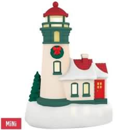 2017 Li'l Lighthouse Hallmark ornament