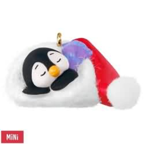 2017 Petite Penguins #2 - A Short Snooze Hallmark ornament