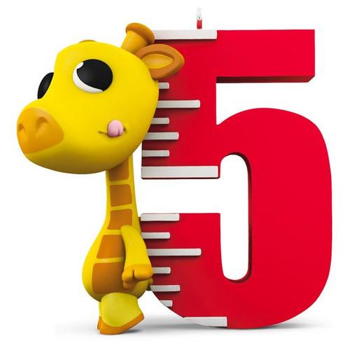 2017 I am Five! (QGO1427-C)