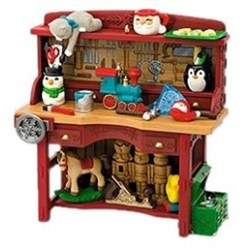 2017 Santa's Workbench (QXC5024)