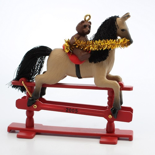 2005 A Pony For Christmas #8 - Colorway