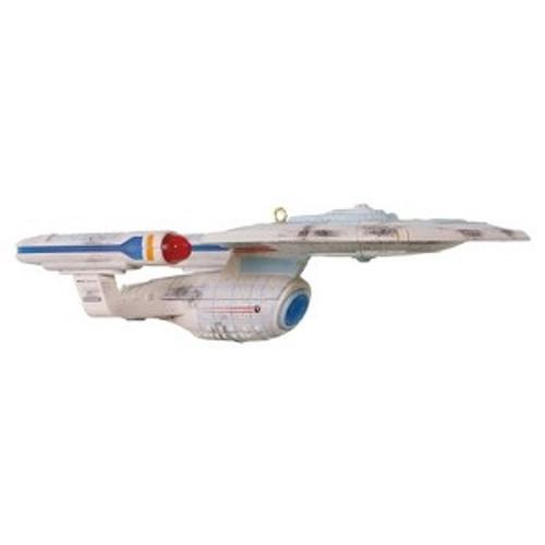 2017 Star Trek - Next Generation USS Enterprise NCC 1701 - SDCC (QMP4035)