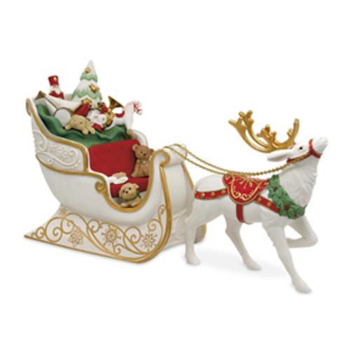 2017 Santa's Sleigh -  KOC Event Exclusive