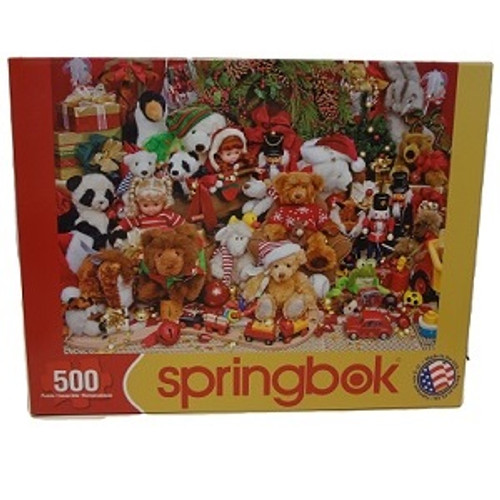 Holiday Playtime - 500 Pieces - Puzzle
