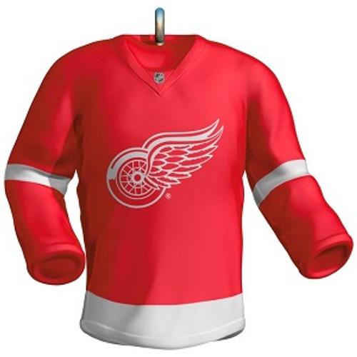 2017 Hockey - Detroit Red Wings Jersey (QSR1565)
