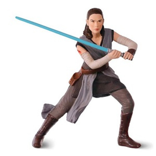 2017 Star Wars - Rey - The Last Jedi