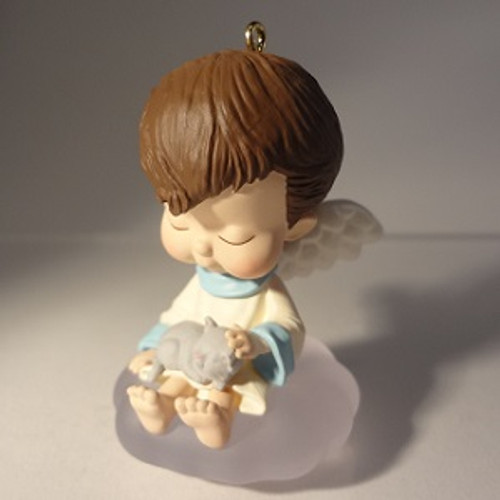 2004 Mary's Angels #17 - Sweet Pea Colorway Hallmark ornament