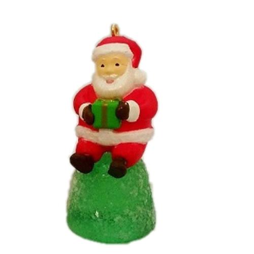 2017 Sweet Li'l Santa Repaint Hallmark ornament