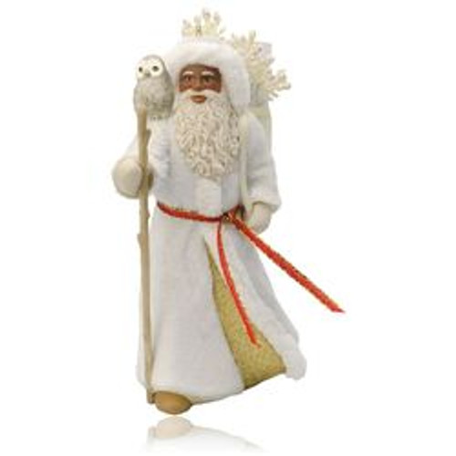 2015 Father Christmas - African American