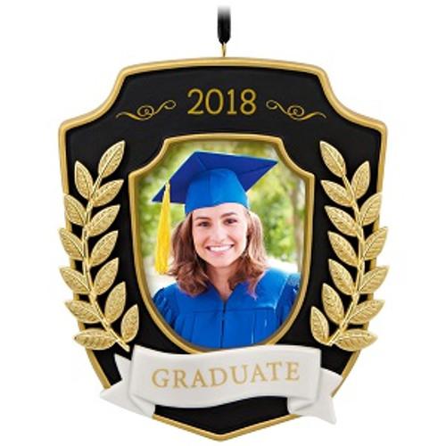 2018 Graduation - Graduate Photo Holder