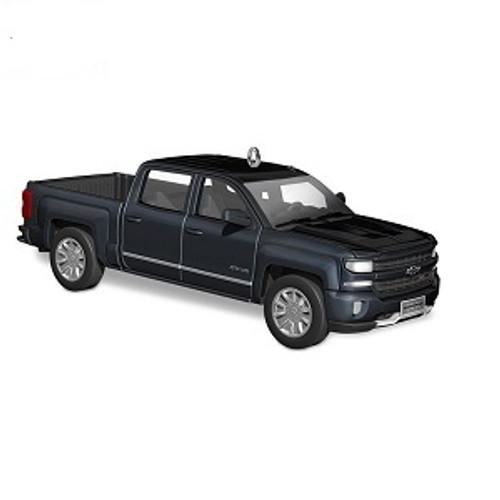 2018 Chevrolet Silverado Centennial Edition