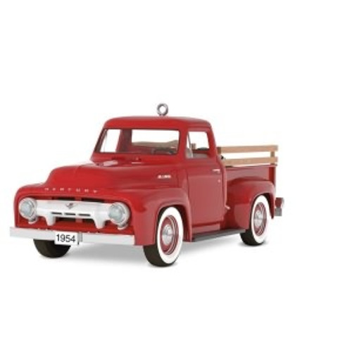 2018 All American Truck #24 - 1954 Mercury M-100