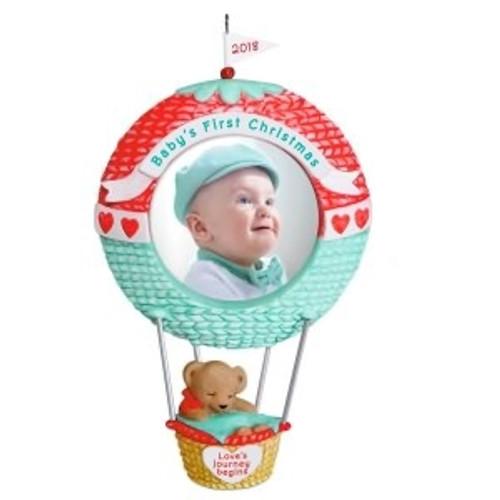 2018 Baby's 1st Christmas - Love's Journey Begins
