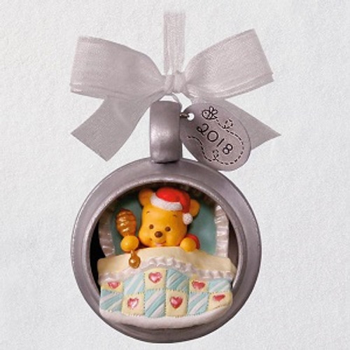2018 Baby's 1st Christmas - Winnie the Pooh