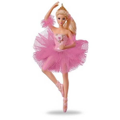 2018 Barbie - Ballet Wishes Barbie (QXI3136)