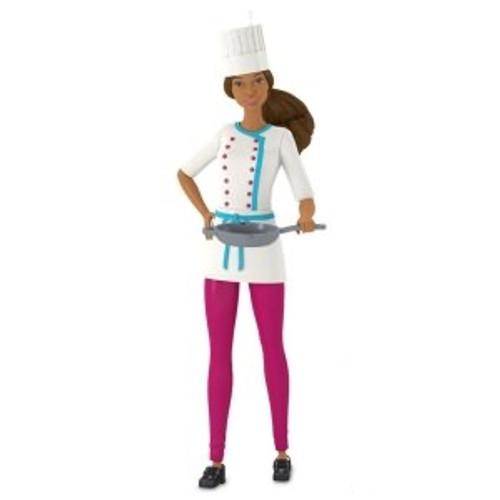 2018 Barbie - Chef Barbie
