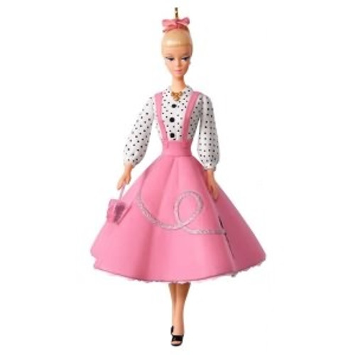 2018 Barbie - Soda Shop Barbie
