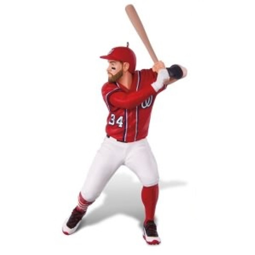 2018 Baseball - Bryce Harper - Washington Nationals