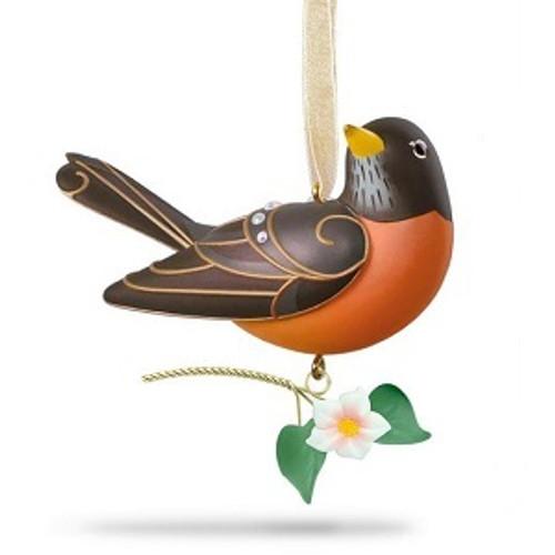 2018 Beauty of Birds #14 - Robin