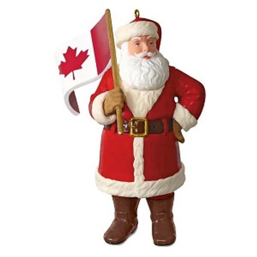 2018 Canadian Santa (QGO2216)