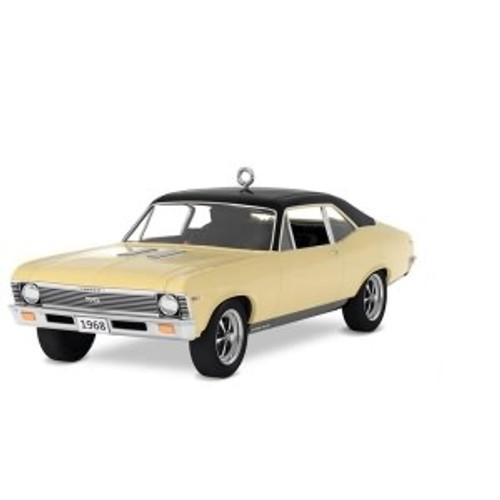 2018 Classic Car #28 - 1968 Chevrolet Nova SS