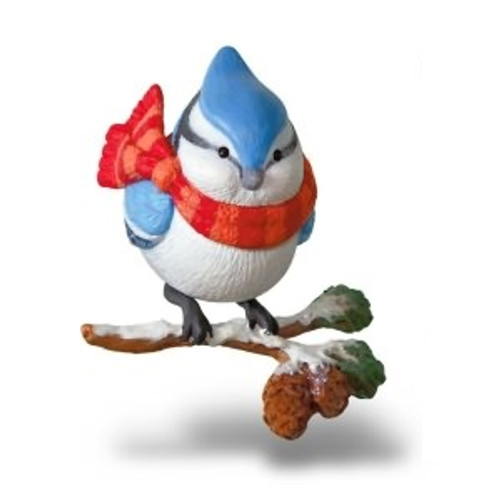 2018 Cozy Critters #2 - Blue Jay