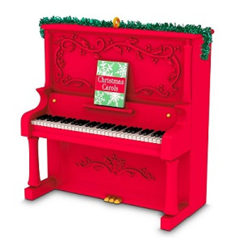 2018 Deck the Halls Piano (QGO2196)