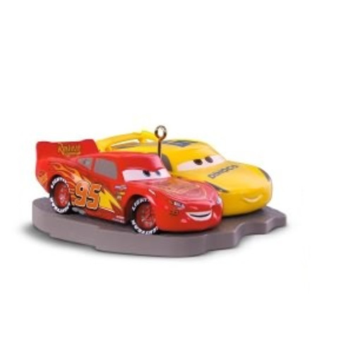 2018 Disney - Cars 3 - Lightning McQueen and Cruz Ramirez