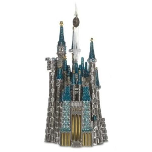 2018 Disney - Cinderella's Castle
