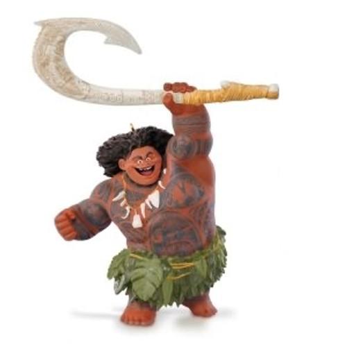 2018 Disney - Maui - Moana