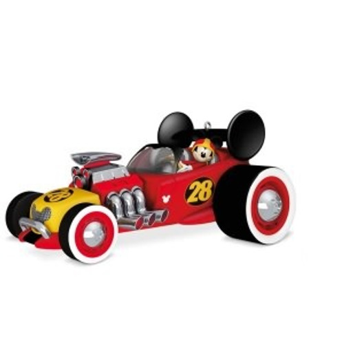 2018 Disney - Mickey and The Roadster Racers