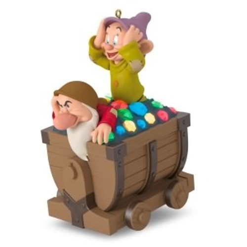 2018 Disney - Off We Go! - Snow White and the Seven Dwarfs