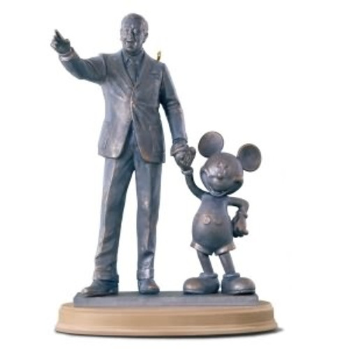 2018 Disney - Partners - Walt Disney and Mickey Mouse