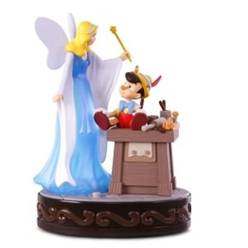 2018 Disney - Pinocchio - A Real Boy