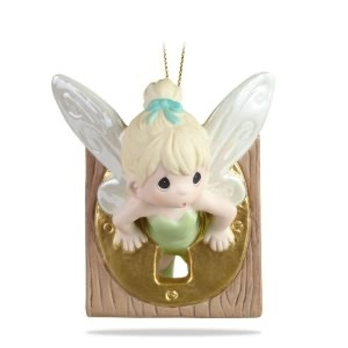 2018 Disney - Precious Moments - Tinker Bell - Ltd