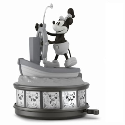 2018 Disney - Steamboat Willie - 90th Anniversary