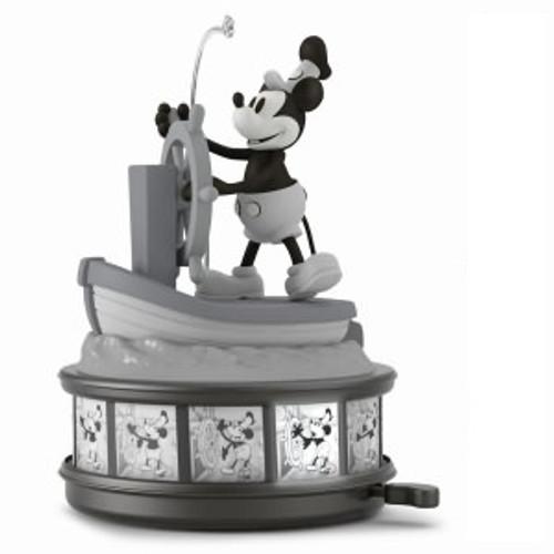 2018 Disney - Steamboat Willie - 90th Anniversary