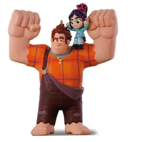 2018 Disney - Wreck it Ralph 2 - Ralph and Vanellope